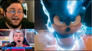 Sonic The Hedgehog (2020) - Fan Full online Reactions - Paramount Pictures