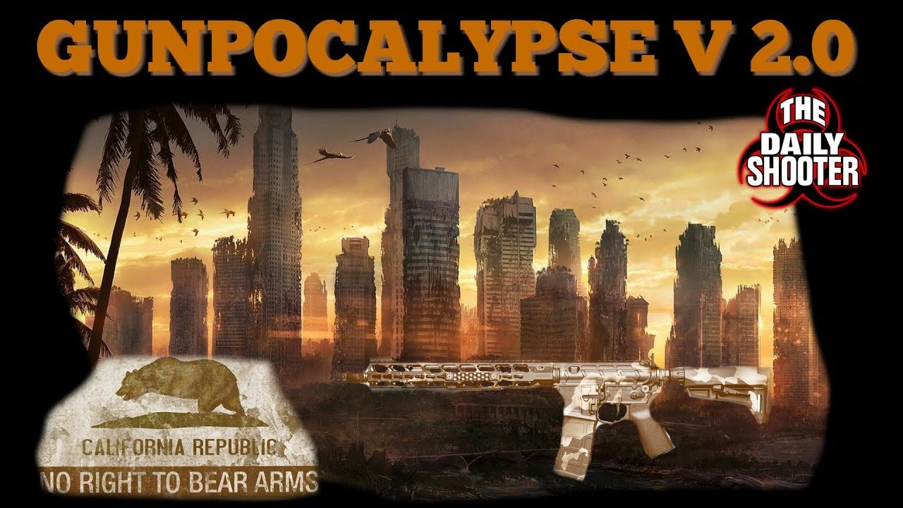 Gunpocalypse 2.0 Emergency Call to Action!