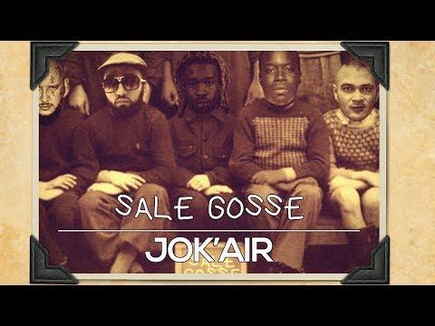 Youtube: JOK'AIR raconte ses souvenirs d'enfance pour SALE GOSSE