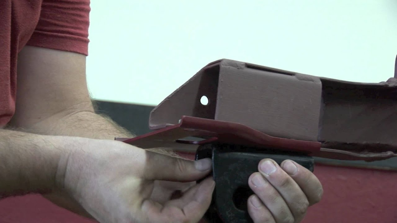 Build Your Willys  Mb  Gpw Front Bumper Installation