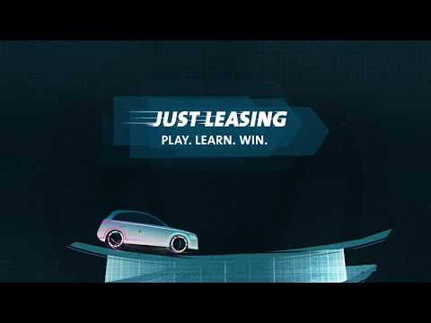 JUST LEASING – der Hochschulwettbewerb. Play. Learn. Win.