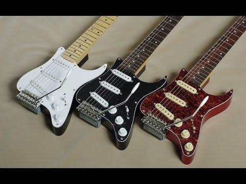 2013 ESP Grass Roots Pickguard Guitar GR-PGG Review By Scott Grove