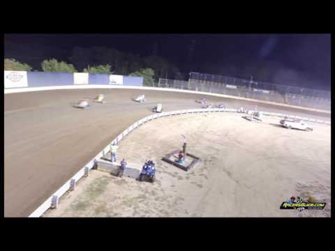 New Egypt Speedway NEWS Sprint Car Feature 9/10/16