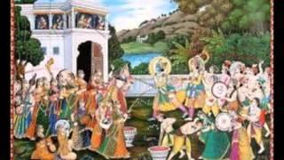 Bhajan(Holi) : Aaj biraj mein hori re rasiya: S.S. Ratnu