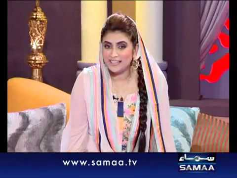 naat in Subah Sehri Maya Kay Saath Aug 05, 2011 SAMAA TV 6_6 - YouTube.FLV