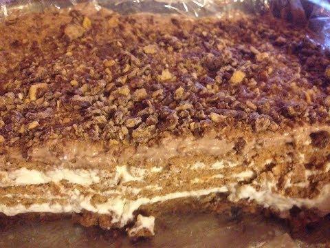 Kostlicher Kuchen Ohne Backen Und Ohne Kochen 20 Minuten Rezept