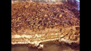 köstlicher Kuchen ohne backen und ohne kochen: 20 Minuten Rezept!