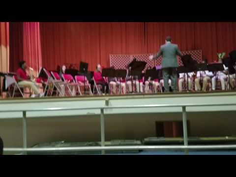 Zora Ellis Junior High School 7th grade Band