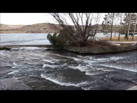 Giant Springs in Great Falls, MT