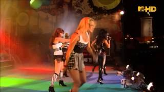 Pussycat Dolls - Buttons (Live HD)