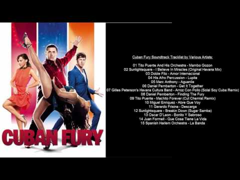 Cuban Fury Soundtrack Tracklist by Various Artists