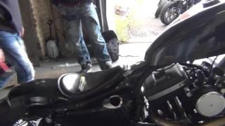 Tutorial Vidange Harley Davidson