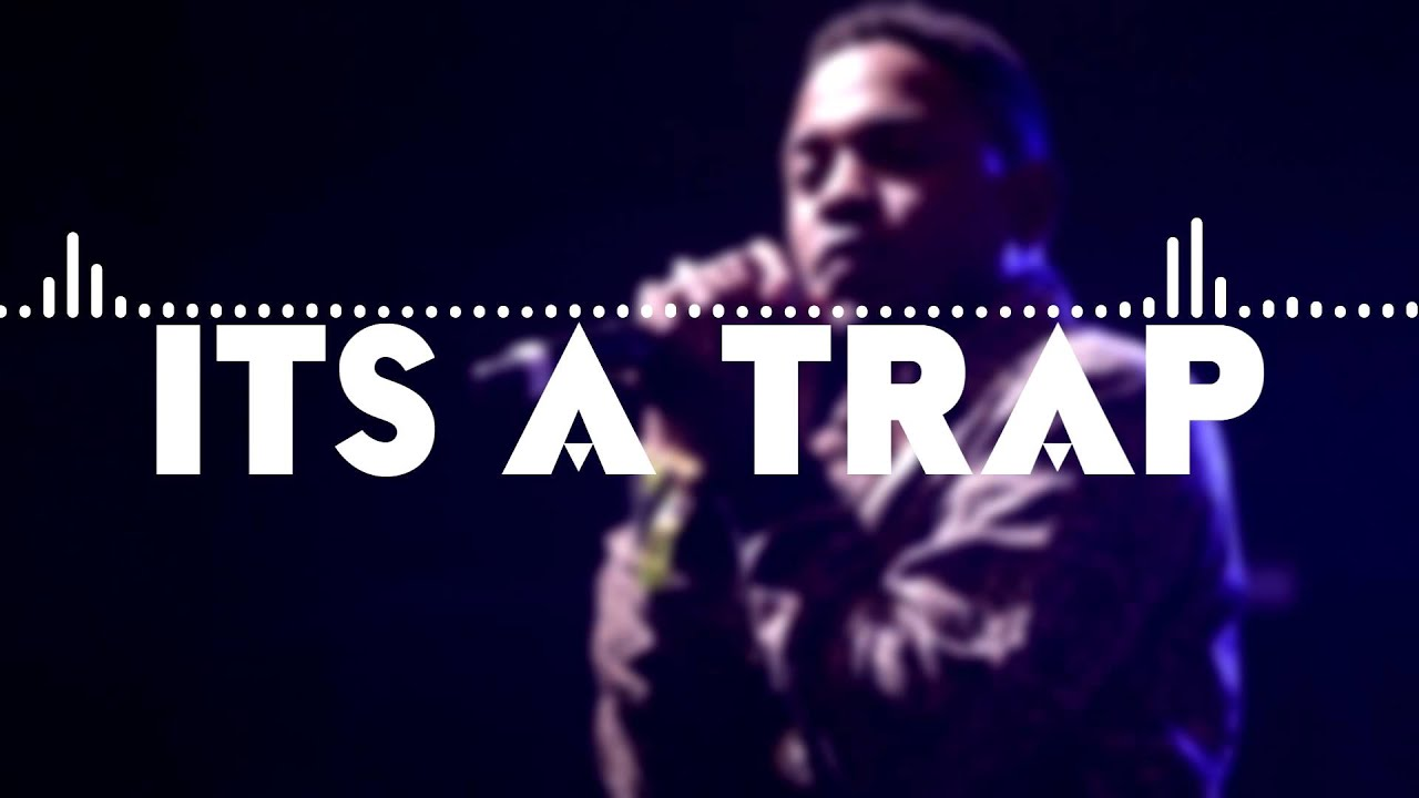 Kendrick Lamar Swimming Pools Syk Trap Remix Youtube