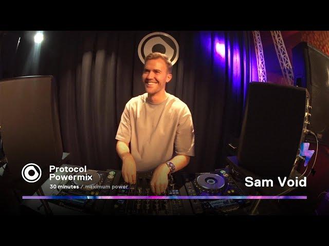 Protocol Powermix #1: Sam Void