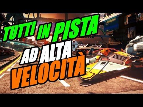 WIPEOUT: Tutti In PISTA ad Alta Velocità!