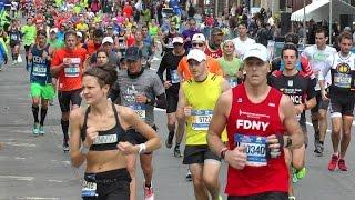 New York City Marathon 2015, Unseen ORIGINAL FOOTAGE