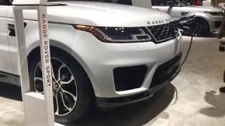 2020 Range Rover Sport I HSE PHEV  First Look Walkaround
