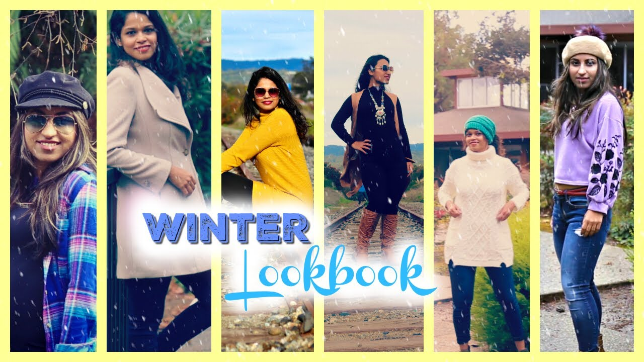 [VIDEO] – Winter Lookbook 2019 ❤️
