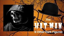 The HAT MAN  -  🎃 TRUE STORY - DEMONS - Ole Scratch - The Shadow Man - Halloween