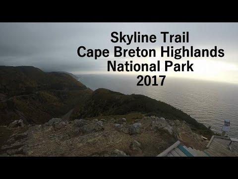 Hiking Skyline Trail | Cape Breton Highlands National Park | Nova Scotia | Canada