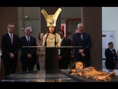 В Перу археологи воссоздали лицо найденной мумии в формате 3D