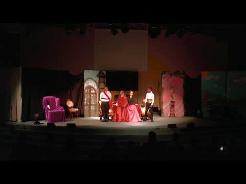 The Enchantment of Beauty and the Beast - Foundation Christian School