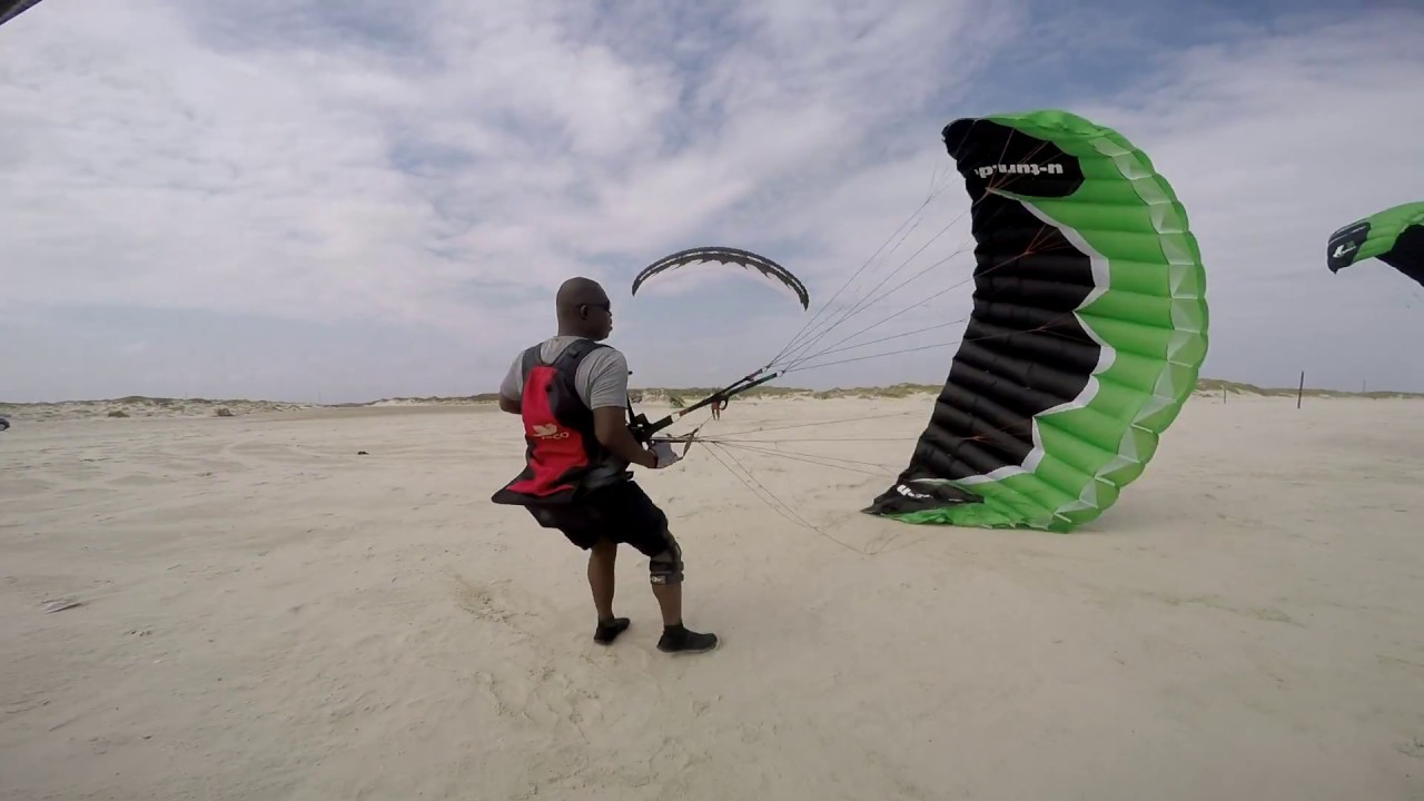 Day 1 Eric's Paramotor SUPER Training!! World's Best Powered Paragliding  Instruction!!!