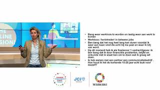 JCI Talks No.15 - Désirée Murk - JCI Nederland