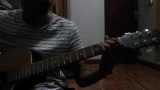 Thơm...cơn mưa tháng ba - Đinh mạnh ninh - Guitar cover