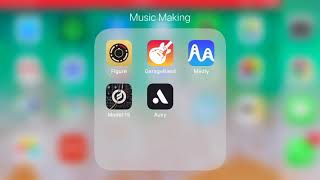 GarageBand How to export songs from iPhone
