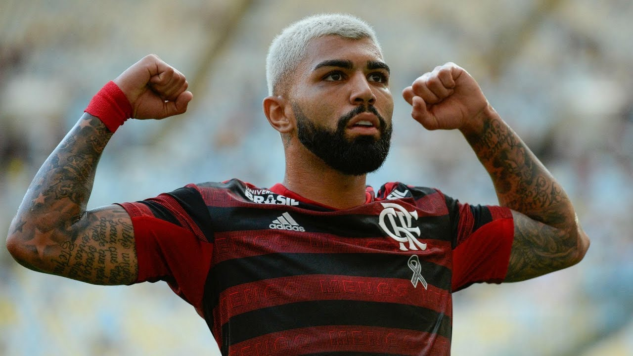 GABIGOL - Gabriel Barbosa - Flamengo