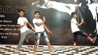 Slow Motion | Bharat | Dance Choreography | Saraswati Dance Academy Roorkee