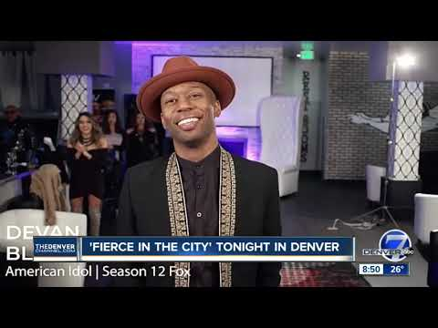Fierce in the City Fashion Show in Denver