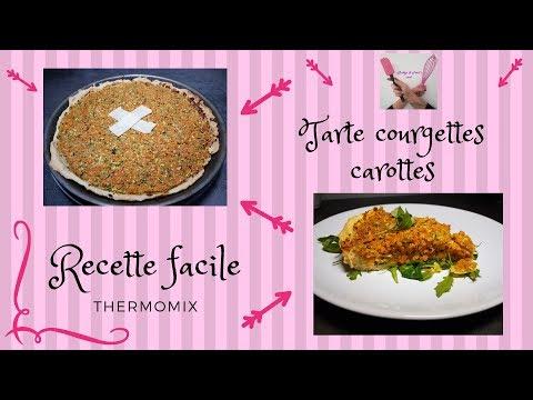 tarte-courgettes-carottes-recette-facile-thermomix-pâte-brisée