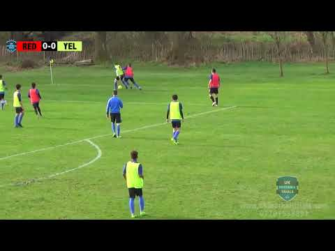 UK Football Trials | 5 Day Training & Trials Camp | Middle Group Trial Matches