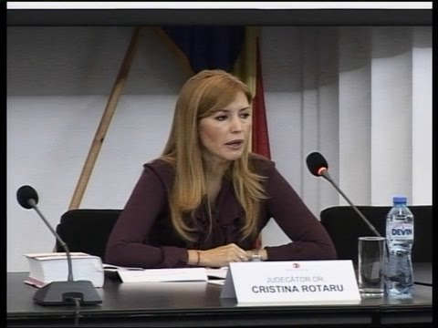 Cristina ROTARU - Cauzele justificative