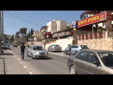 In Abu Ghosh, 'hummus' is king