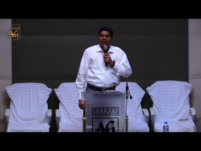 Br Sebastian Thomas | Malayalam Sermon | 05 April 2019 | Bethel AG Doha
