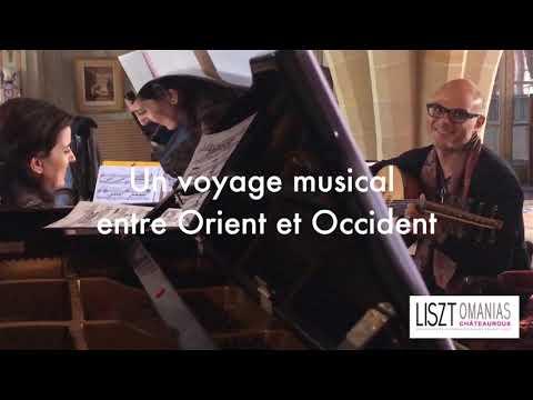 Liszt l'Egyptien - Un voyage musical entre Orient et Occident