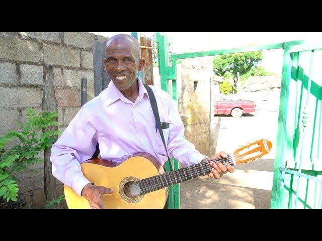 Dominican Republic Pastor Sings