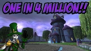 Wizard101: One Million to All Enemies! - One in Four Million