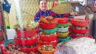 Hàng Ốc Bình Dân gần 10 năm nổi tiếng chợ Cao Đạt Sài Gòn