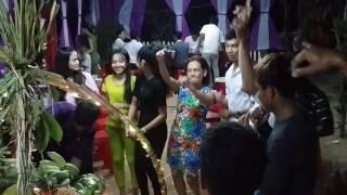 Em gái khmer tra vinh hát cực sung | Hòa lợi