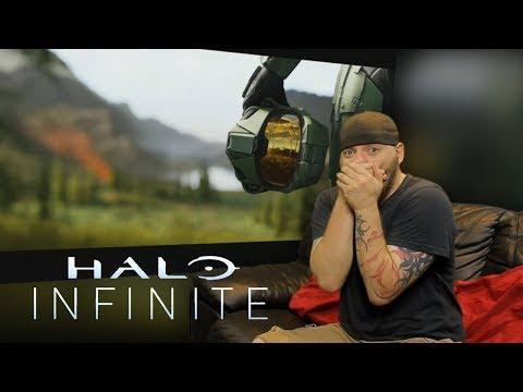 Halo Infinite REACTION