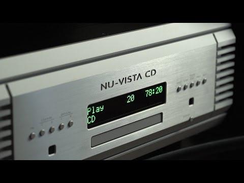 NU-VISTA CD + TAD E1 speakers