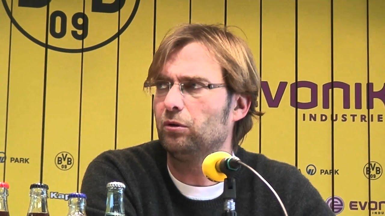 Pressekonferenz BVB - VfB Stuttgart