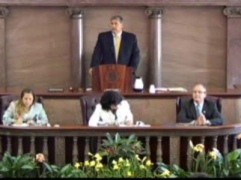 July 2012 Full Legislature
