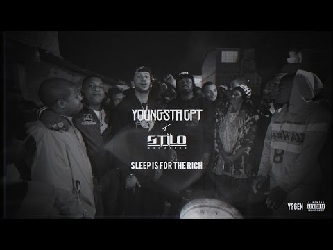 YOUNGSTA CPT X STILO MAGOLIDE | SLEEP IS FOR THE RICH #SIFTR (OFFICIAL MUSIC VIDEO)
