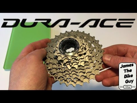 a1f4b678b87 Close Look at the Shimano Dura Ace R9100 11 30t cassette and Weight ...