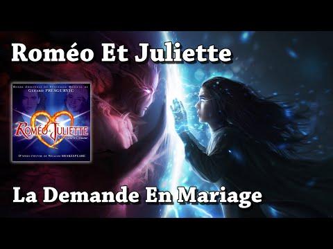 La Demande En Mariage - Roméo Et Juliette, De La Haine À L'amour (HQ)